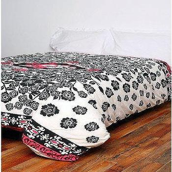 Bedding - UrbanOutfitters.com > Jasmine Medallion Duvet - bedding, medallion