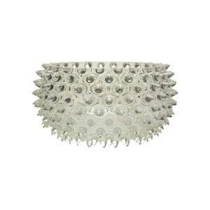 Decor/Accessories - Urchin Crystal Clear Small Serving Bowl In Bowls From Bellacor - bowl, crystal, accessories