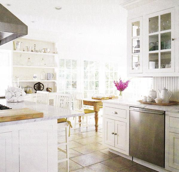 10 Times White Kitchen Cabinets Transformed A Space