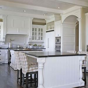 Kitchen Ideas  White Cabinets on Kitchens   Kitchen  White  Classic White Kitchen See Http