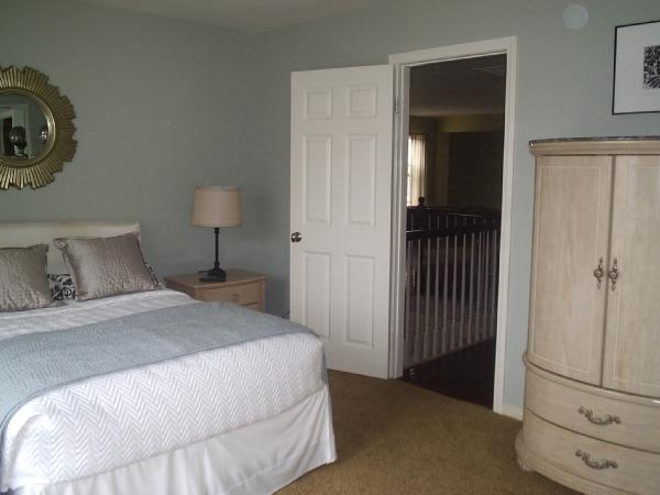 blue grey colored rooms home interior house interior
