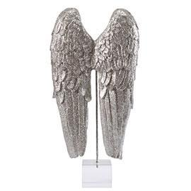 Decor/Accessories - Angel Wings | Z Gallerie - silver glitter