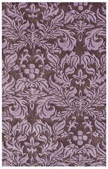 Rugs - Calypso Handmade Rug | LampsPlus.com - purple rug