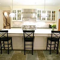 kitchens - x back bar stools, x back counter stools, black x back bar stools, black x back counter stools, barrel range hood, glass front kitchen cabinets, clemson pendants, Clemson Pendant,