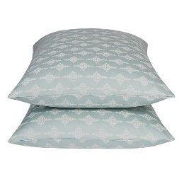 Bedding - Fieldcrest�??�?® Luxury Blue Damask Stripe Pillowcase : Target - pillowcase set, blue, damask
