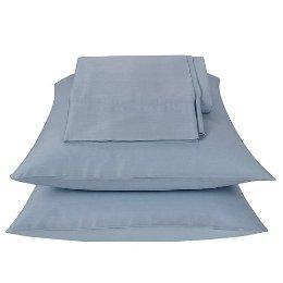 Bedding - Organic Sheet Set - Blue : Target - sheets, blue, bedding