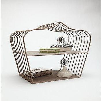 Decor/Accessories - UrbanOutfitters.com > Wire Drop Shelf - bathroom shelf vintage