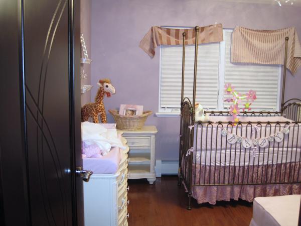 View Post Girl Nursery Window Treatment Help