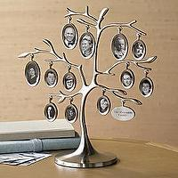 Decor/Accessories - family tree photo frame from RedEnvelope.com - family tree