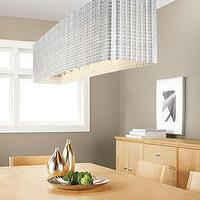 Lighting - Room &amp; Board - Pliss? Pendant - pendant, light