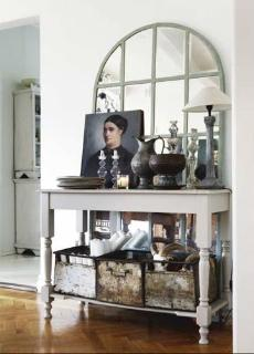 display table  console table vignette