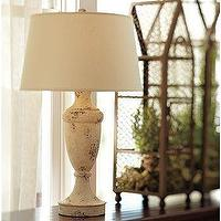 Lighting - Brentwood Table Lamp Base | Pottery Barn - lamp