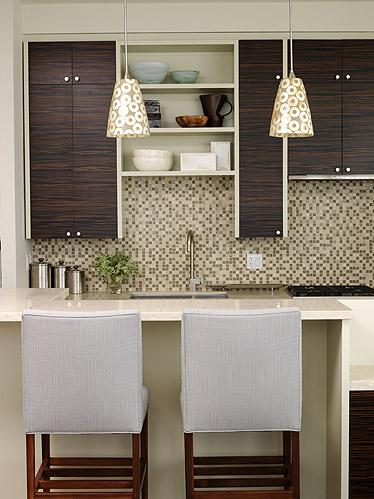 Veneer Kitchen Cabinets Contemporary Kitchen Ici