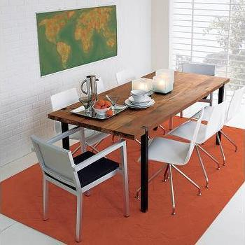 Tables - CB2 - darjeeling dining table - dining table