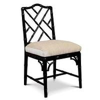 Seating - Jonathan Adler Chippendale Chair - Starting At in Dining Tables, Chairs And Buffets - faux, bamboo, chair