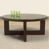 Round Mirrored Side Table Accent Tables Accent
