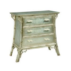 Storage Furniture - WellAppointedHouse. Silver Lining Chest - chest, silver
