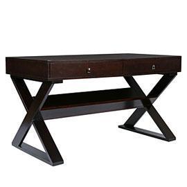 Storage Furniture - Jett Desk - Espresso  | Z Gallerie - office