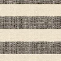 Fabrics - RANCH STRIPE BLACK/NATURAL - Stripes - Shop By Pattern - Fabric - Calico Corners - striped, fabric