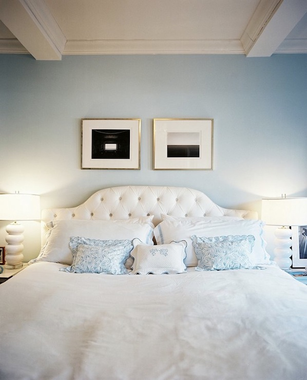 Diy Headboards Paint Colors And Living Room Paint: Velvet Tufted Headboard