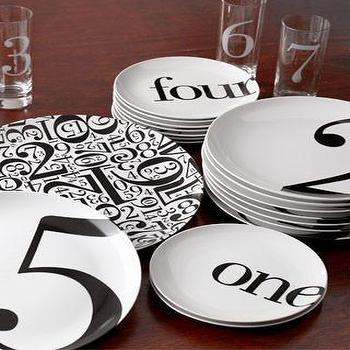 Decor/Accessories - Home Decor Ideas at WomansDay.com - Decorating Tips - Plates, Numbers, Artwork