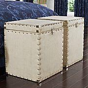 Storage Furniture - JCPenney : furniture : cindy crawford style - storage trunk