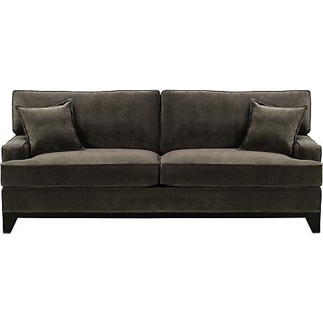 Drew Charcoal Sofa