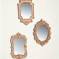 Mirrors - UrbanOutfitters.com &gt; Camille Wall Mirrors Set Of 3 - mirrors