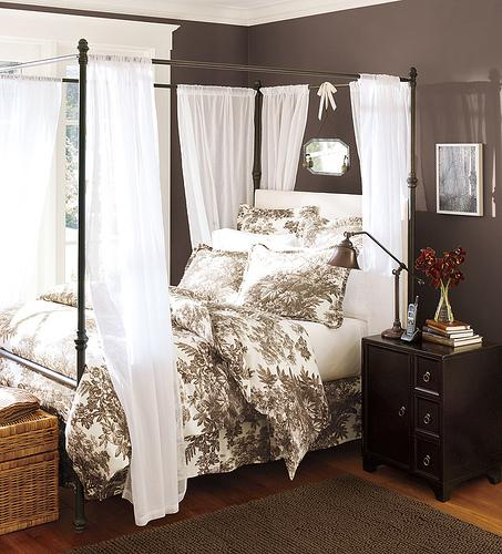 Pottery Barn Bedroom Colors