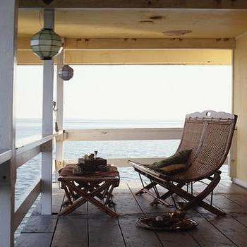Seaside Patio, Cottage, porch