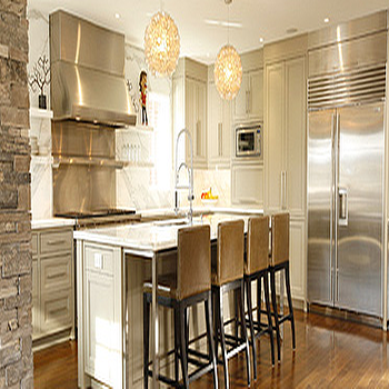 Taupe Kitchen Cabinets, Contemporary, kitchen
