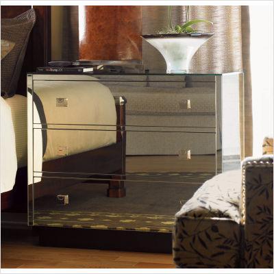 Trump Home Central Park Mirrored Single Dresser 01 0651 221