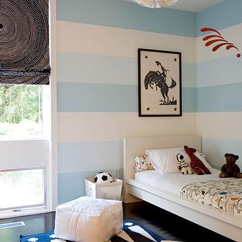 Ikea Malm Bed, Contemporary, boy's room, Angie Hranowski