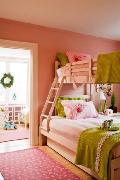 Dorm Room Ideas Pink And Orange