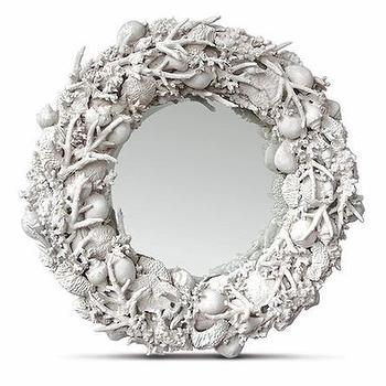 Mirrors - Margot NEW - shell, mirror