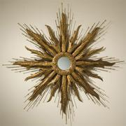 Mirrors - BJ's Home Accents Ecom Store - flame, sunburst, mirror