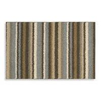 Rugs - Shagadellic Accent Rug - Bed Bath & Beyond - striped, rug
