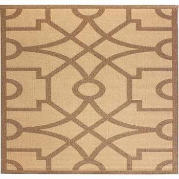 Martha stewart living fretwork area rug martha stewart for Martha stewart rugs home decorators