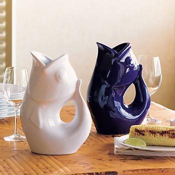 Decor/Accessories - Gurgle Pot | Gump's San Francisco - fish, gurgle, pot, vase