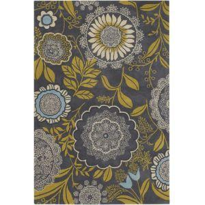 Rugs - Amy Butler Lacework Rug Blue Rugs - amy butler, lacework, rug