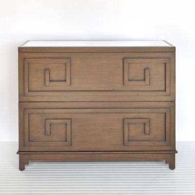 Wrenfield Chest 2 Two Drawer Storage Dresser Worlds Away