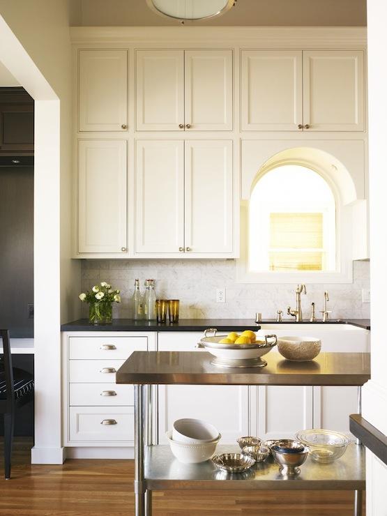 Kitchen pass through transitional kitchen artistic designs for living for Pass through kitchen ideas