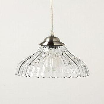 Lighting - Salcombe Pendant Lamp-Anthropologie.com - glass, pendant, light