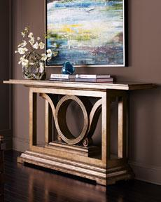 Console table rooms ideas serene statement entries for Furniture 4 less salinas