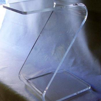 Tables - Acrylic Tables - acrylic, z, table