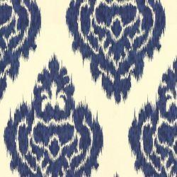 Fabrics - KALAH - Blue - Shop By Color - Fabric - Calico Corners - blue, fabric, drapes