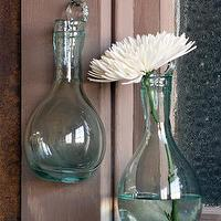 Decor/Accessories - recycled teardrop vase - recycled, vase, vases