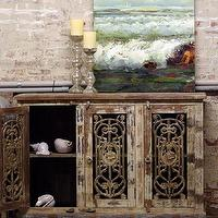 Storage Furniture - surf oil painting - art