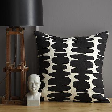 Totem Pillow Cover | west elm