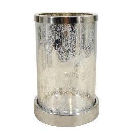 Calista Glass Cylinder Tealight Holders Candleholders